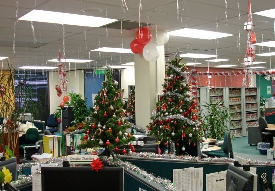 Safety First: Fire Code and Holiday Lighting